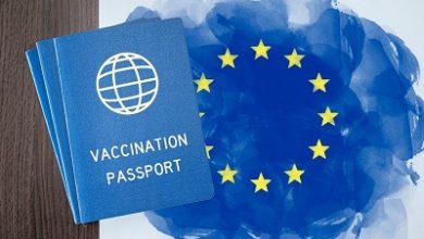 """صورة أوروبا تبدأ تطبيق شهادة سفر """"كورونا"""" وسط مخاوف من انتشار متغير دلتا"""